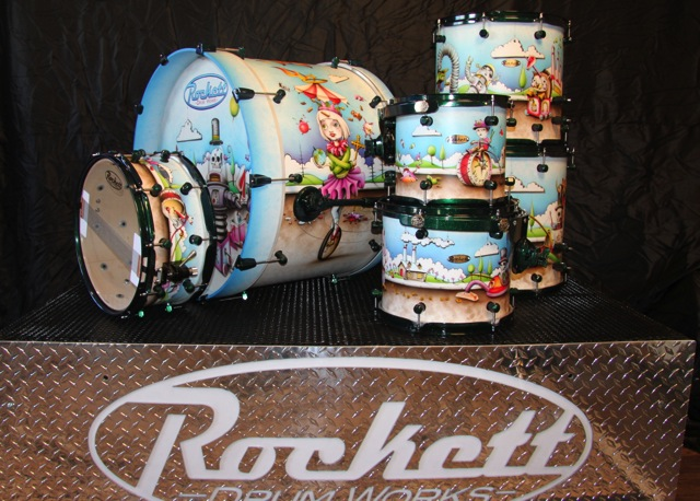 Rockett Drums 1