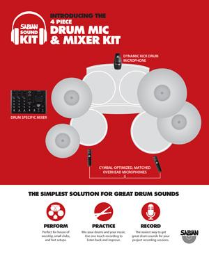 Zestaw Sabian Sound Kit
