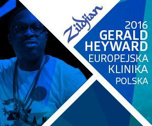 Gerald Heyward wystąpi we Wrocławiu i Warszawie