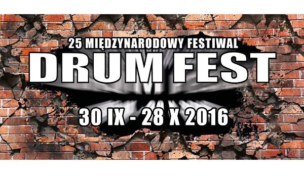 Najbliższy weekend na DRUM FEST 2016