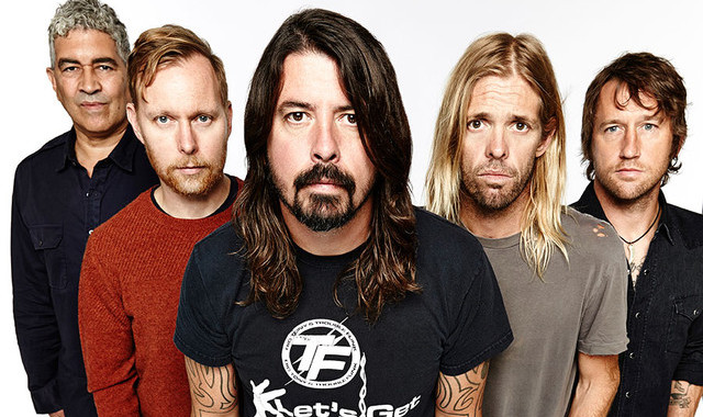 Foo Fighters w Polsce