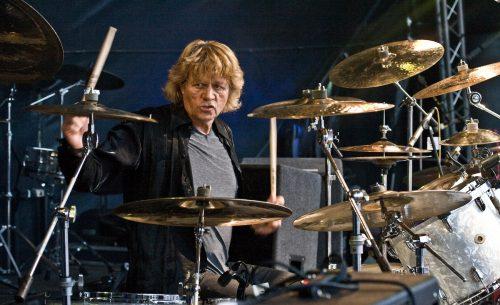 Były perkusista ELO nie pojawi się na ceremonii R'n'R Hall of Fame