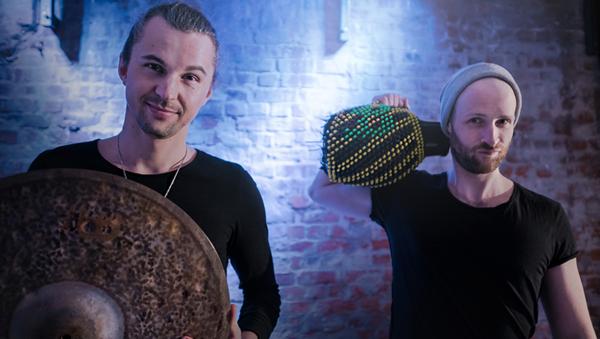 duet perkusyjny Dreschheads