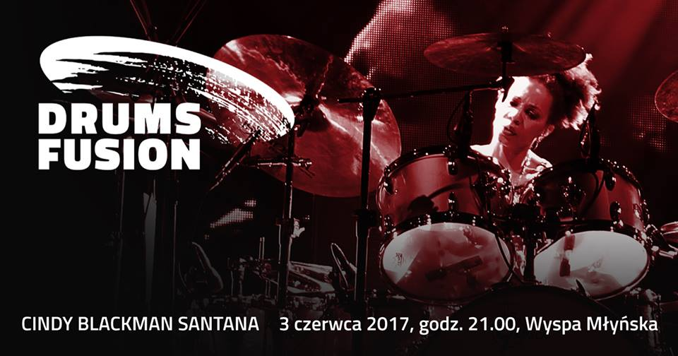 Cindy Blackman Santana w Polsce