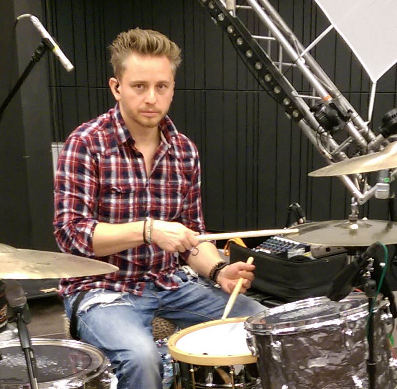 Lekcje z Radkiem Owczarzem w Drumsetpro School